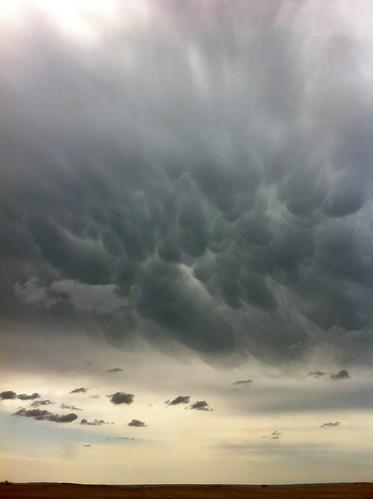 bubbles northdakota prairie stormclouds