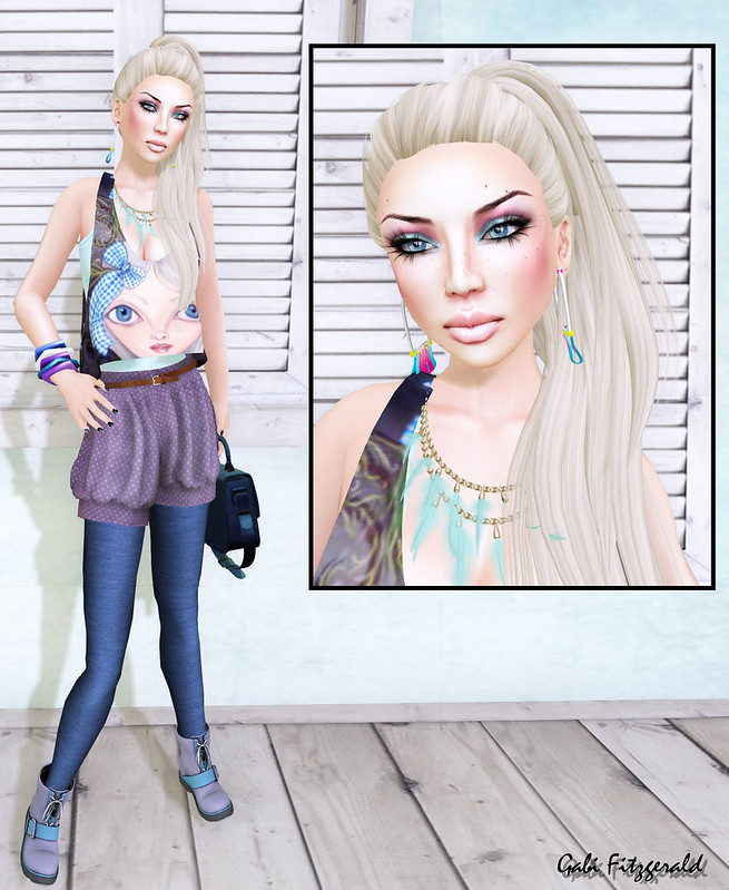 (Color Blocking Fair) Tentacio - Step Inside - Sexy Bish - Crash Republic - Essencial - Loordes of London