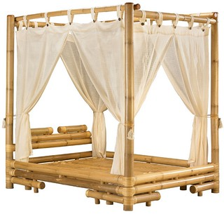 Bamboo bed exemple