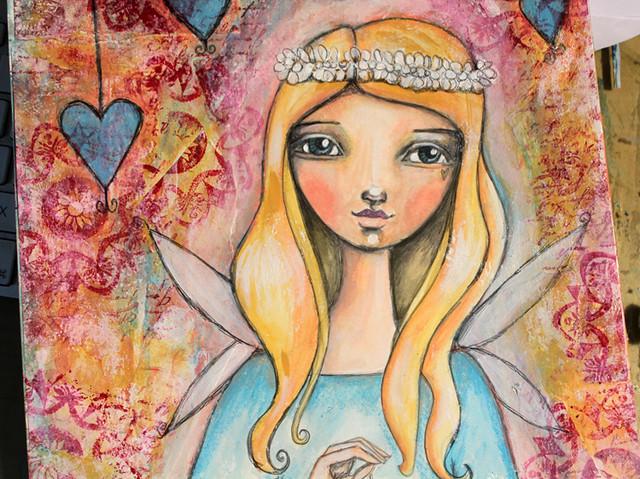 Love Fairy Detail 5
