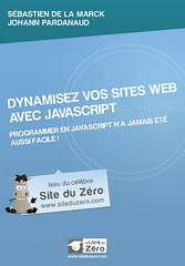 Couverture du livre Dynamisez vos sites web avec JavaScript