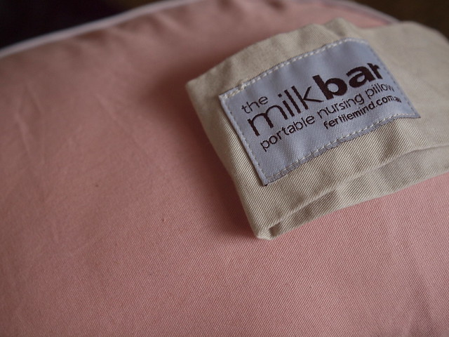love love love my milkbar feeding cushionn