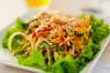 Shrimp + Papaya Salad ala Vietnamnese Style