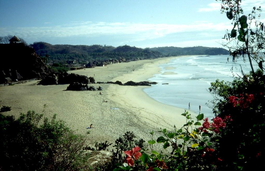 Playa Zipolite. Welcome To The Beach Of The Dead!: Oaxaca