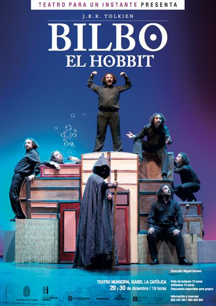 J.R.R. Tolkien - Bilbo el hobbit