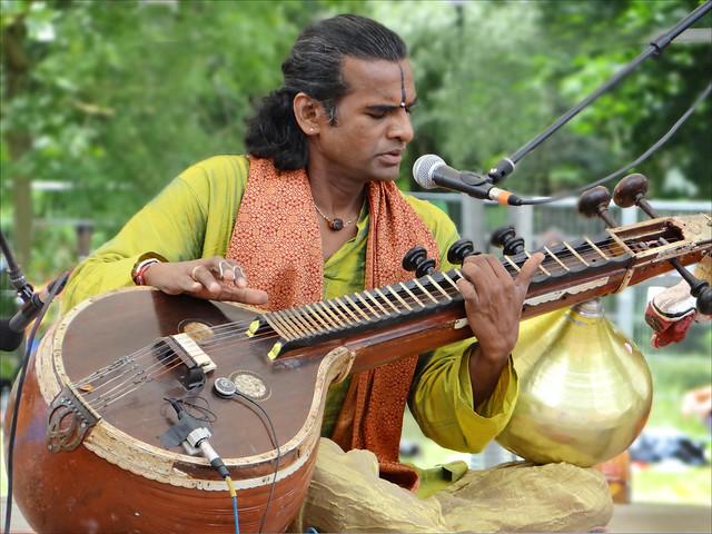 Concert de Raghunath Manet pour le Tibet