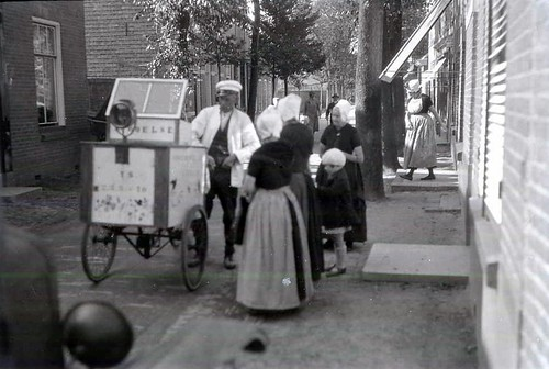 Holland-Belgium Ice Cream 08.1930