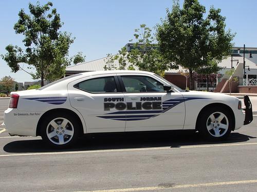 South Jordan PD, UT Dodge Charger
