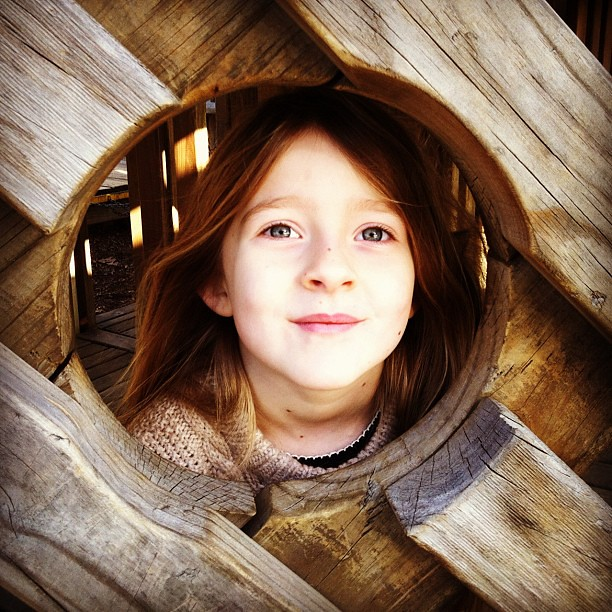 Daydreamer... #porthole #playground #loveher