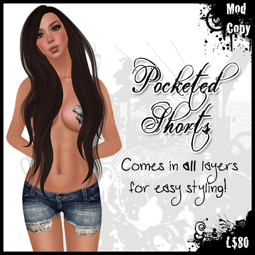 [IF] {Shorts} Pocketed - [Sand]