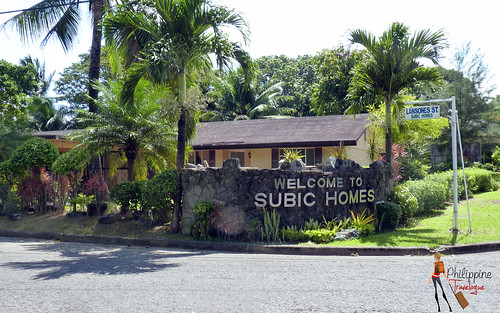 resort villa in subic