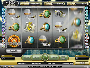 Mega Fortune slot game online review