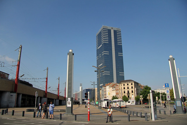 Bruxelles midi bruxelles belgium flickr photo sharing - Office des pensions belgique ...