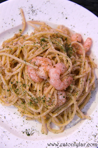 Aglio Olio, The Village, Pullman Putrajaya Lakeside