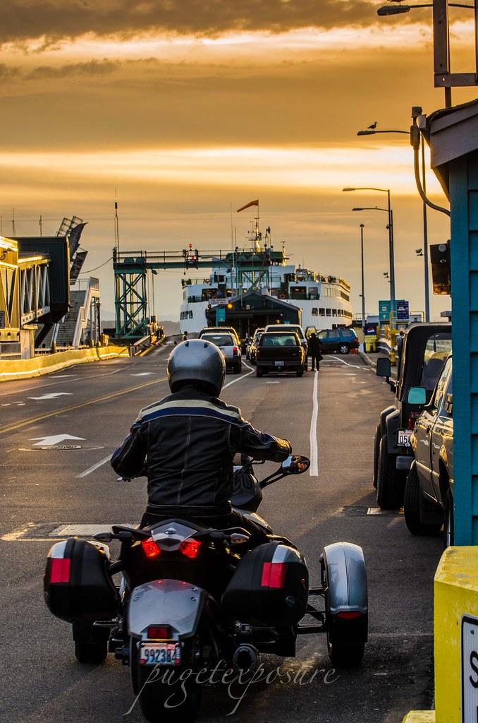 Ferry Rider