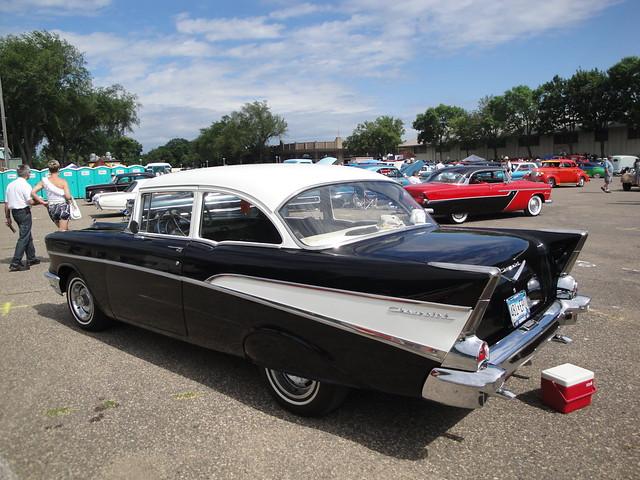 57 Chevrolet 210