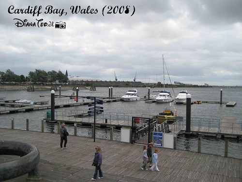 Cardiff Bay 01