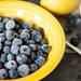blueberries and lemons
