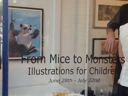 "440 Gallery, Brooklyn: ""Of Mice to Monsters,"" exhibit"