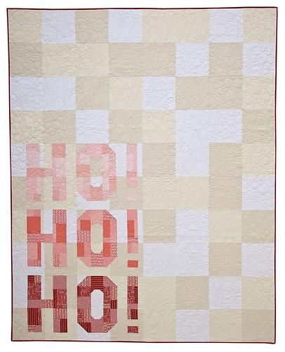 whole quilt ho ho ho