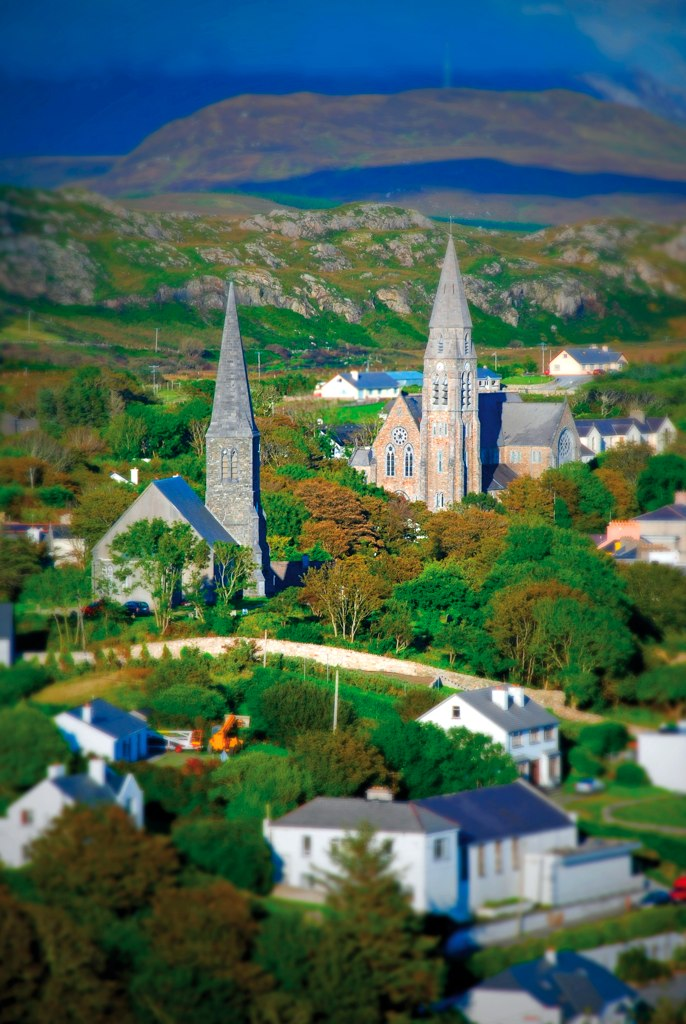 Connemara names