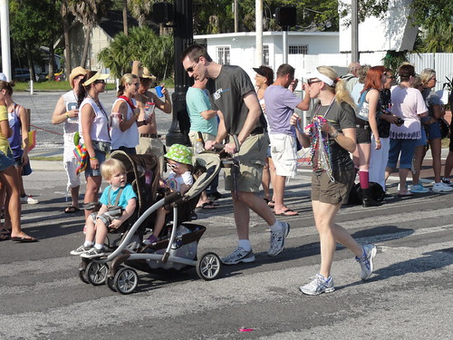 Family from Equality Florida at Saint Pete Pride