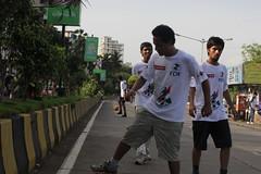 \Football Marathon 2012 Carter Road Bandra Shot By Marziya Shakir 4 Year Old On Canon EOS 60 D by firoze shakir photographerno1