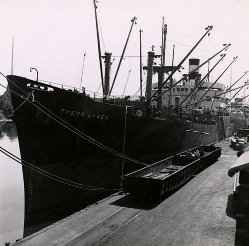 SS Tyson Lykes