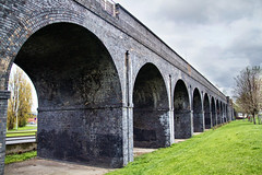 Holbeck Viaduct in Profile