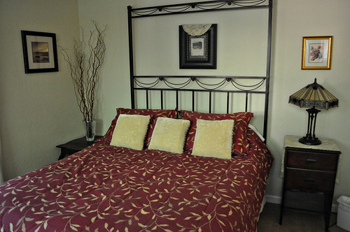 2nd Bedroom at Kenwood Cottage