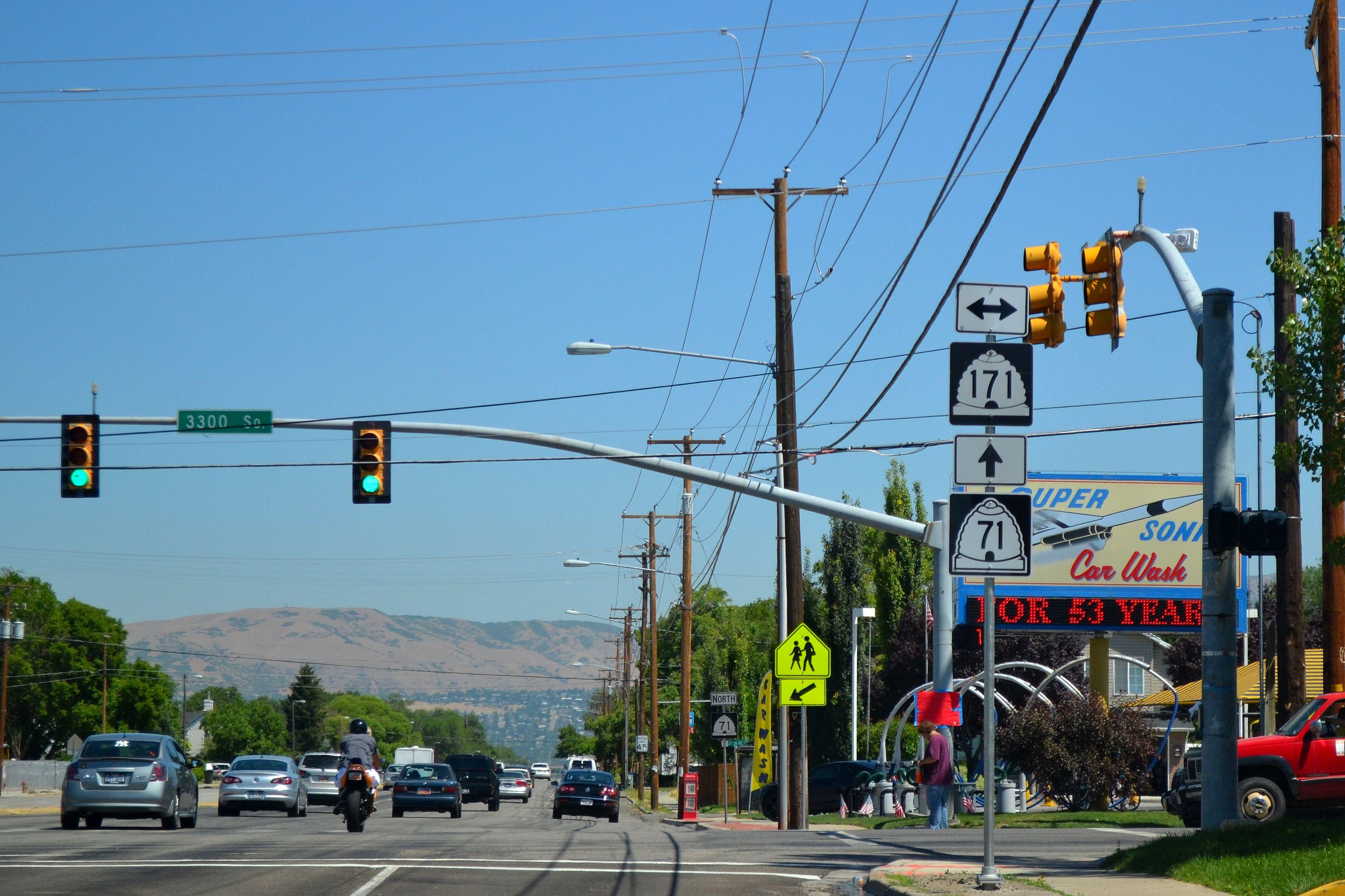 Millcreek Road Salt Lake City Map