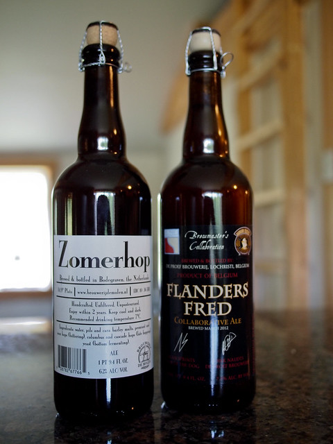 Beer Trade: Zomerhop & Flanders Fred