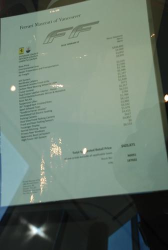 ferrari 458 spider price