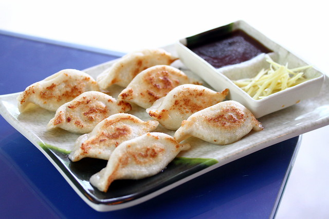 Tai Thai: Pan-fried Dumplings (锅贴)