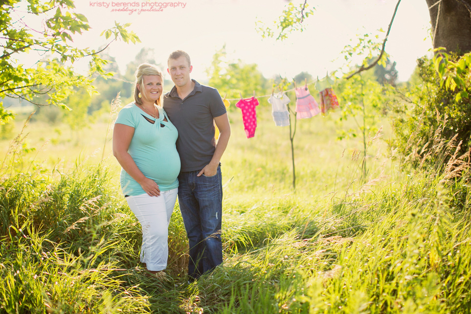 Grand Rapids Maternity Photography