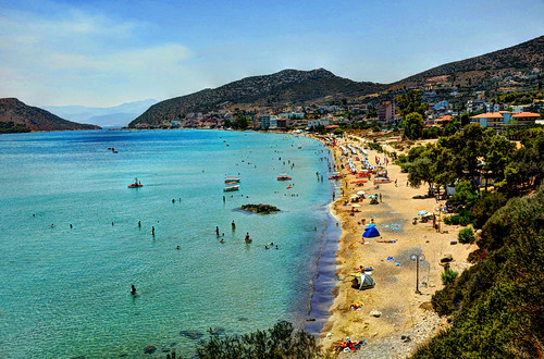 summer vacation photography nikon greece mediterraneansea tolo nikond90 flickrtravelaward