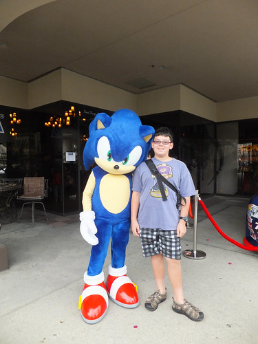 Sonic and Tyler