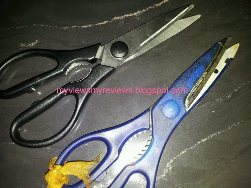 kitchen scissors comparison