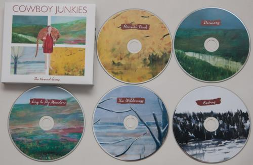Cowboy Junkies   The Nomad Series 5CD (2012) (MP3) [Album]