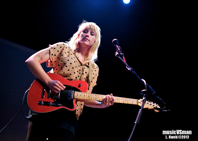 Wye Oak @ The Pageant