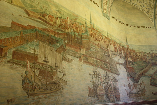 Painting in City Hall