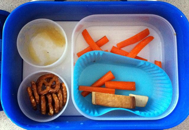 Preschool Bento #305: After