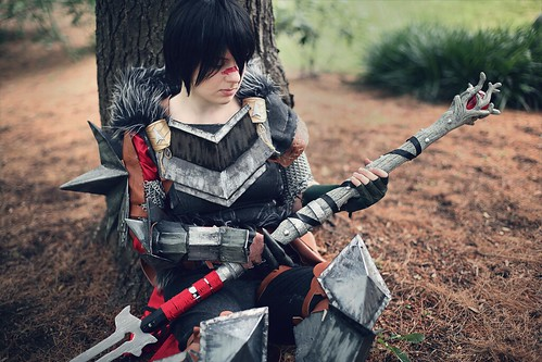Hawke - Dragon Age 2 (AnimeNEXT 2012)