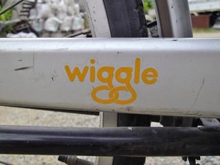Wiggleオリジナルステッカー5
