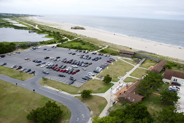 Views from the Lighthouse, Cape May