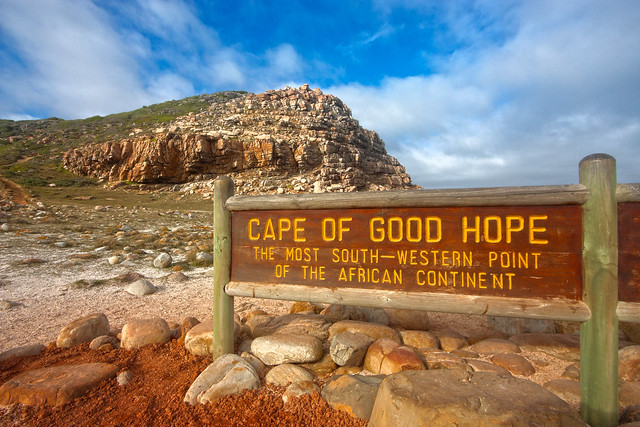 Cape of Good Hope Kapstadt Reisebericht