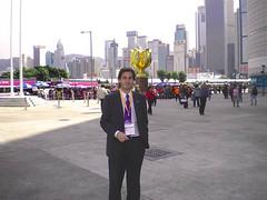 Nicolás Perinetti: En China hacen falta la vitrina y una cara