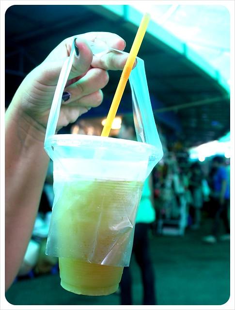 phnom penh central market sugar cane juice