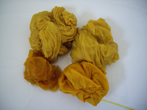 Dyeing Fabric With Turmeric Turmeric Dyeing