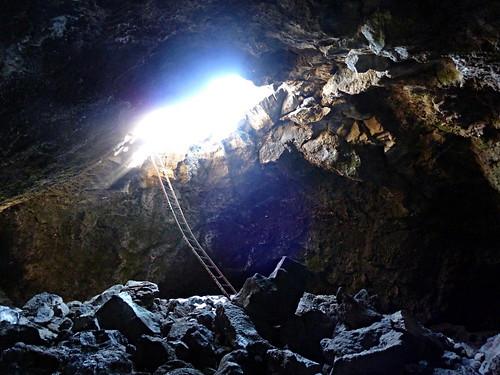 Ice Cave, Mount Teide